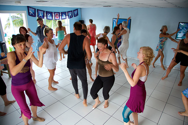 5 Rhythms Dance