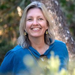 Carol Cumber portrait
