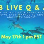FB LIVE Q & A May 17