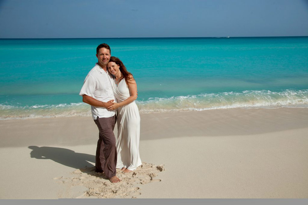 20th Wedding Anniversary Bimini